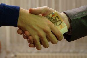 debtor lending money