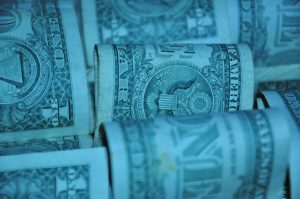 bucks of money
